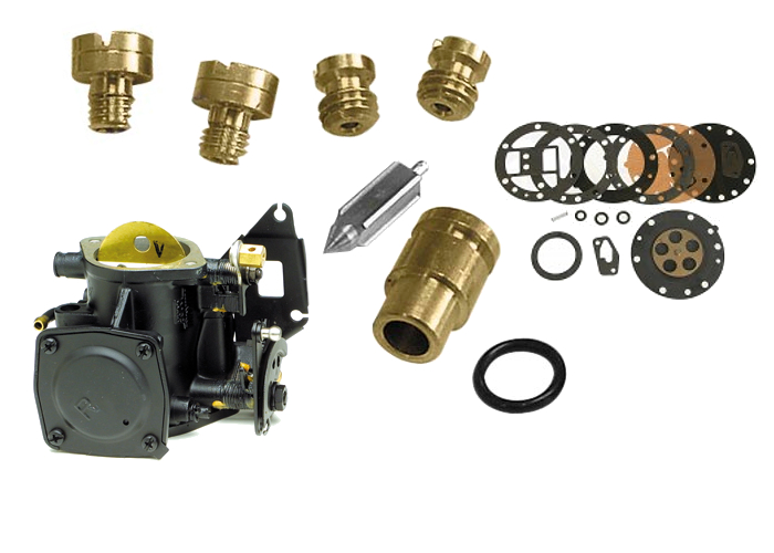 Carburetion Parts