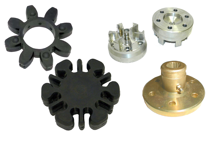 Dampers, Couplings and PTO
