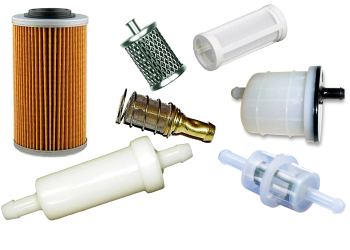 Fuel and Oil Filters