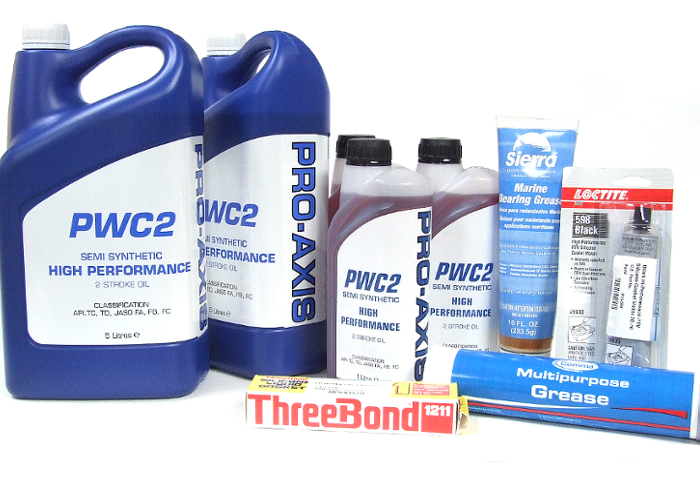 Lubricants and Maintenance
