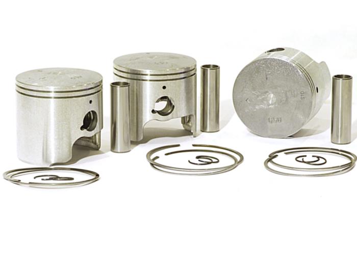 Piston Individual Parts