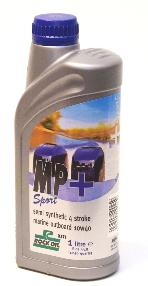 ROCK OIL MP PLUS 10W/40 SEMI SYNTHETIC 1ltr