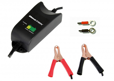 9 Stage 12V Battery Charger with Battery Recovery
