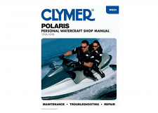 Polaris 1996-1998 Clymer Manual