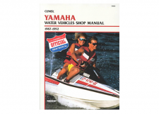 Yamaha 1987-1992 Clymer Manual
