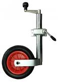 48MM Telescopic jockey Wheel / clamp/ Flat Free Wheel