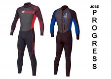 Jobe Full Progress Wetsuit Blue or Red