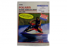 Polaris 1992-1995 Clymer Manual