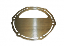 Yamaha Catalytic Removal Plate