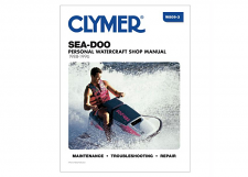 Seadoo 1988-1996 Clymer Manual