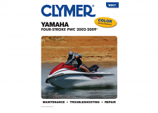 Yamaha 2002-2009 Clymer Manual
