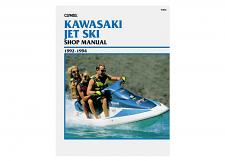 Kawasaki 1992-1994 Clymer Manual