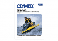 Seadoo 1997-2001 Clymer Manual