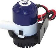 Manual 800 GPH Bilge Pump