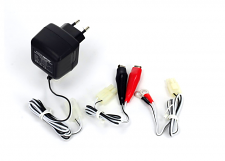 UK 3 Pin Plug Battery Charger