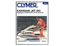 Kawasaki 1976-1991 Clymer Manual