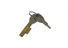 Security Lock and Key