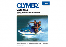 Yamaha 1993-1996 Clymer Manual